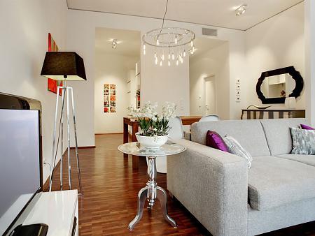Renovierung und Innendesign eines hochwertigen 1A - Apartments im Zentrum von München