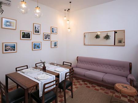 Restaurante pueblo Jávea