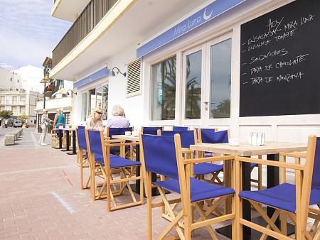 Cafetería puerto Jávea