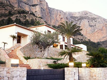 New build private residence Montgo II Jávea