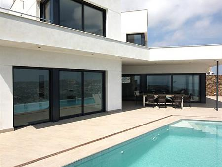 New build private residence Benimeit Moraira
