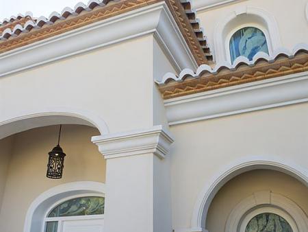 Nueva construcción de una villa de alto standing en Benissa costa