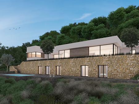Villa de nueva construcción Marina Alta