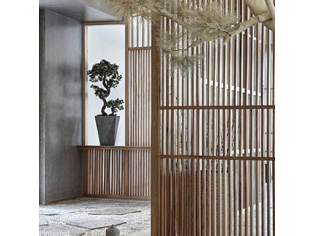The influences of Japanese architecture and interior design in our work