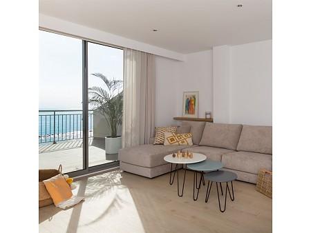 Full refurbishment and renovation of a beachfront penthouse in Altea - Costa Blanca
